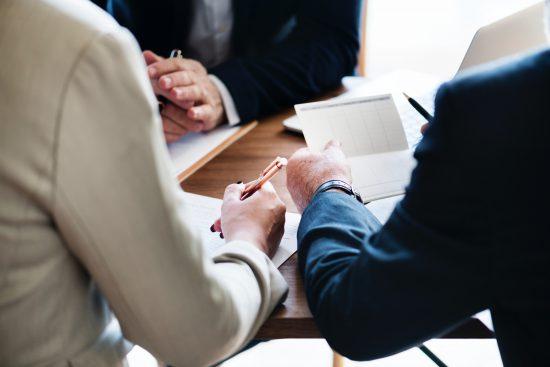 חתימה על הסכם ממון בליווי מקצועי